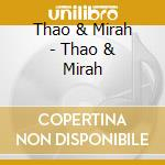 Thao & mirah cd musicale di THAO & MIRAH
