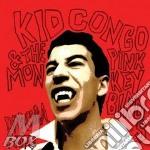 (LP VINILE) Dracula b.- lp vinile di KID CONGO & THE PINK MONKEY BI