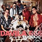 Tan bajo cd musicale di DAVILA 666
