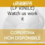 (LP VINILE) Watch us work it lp vinile di DEVO