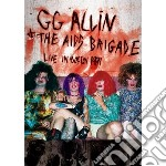 Live in boston 1989 cd musicale di Gg & aids bri Allin