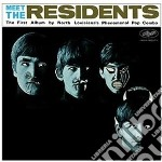 (LP VINILE) Meet the residents lp vinile di Residents