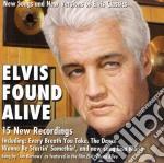 Elvis found alive cd musicale di Artisti Vari