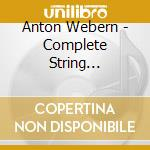 Complete works for string quartet cd musicale