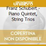 Quintetto per piano d 667 cd musicale di Scubert