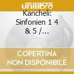 Symphonies 1,4 & 5 cd musicale