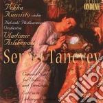 Suite da concerto per violino cd musicale