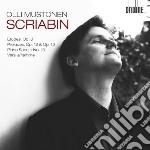 12 studi op.8, 6 preludi op.13, 5 prelud cd musicale di Alexandre Scriabin