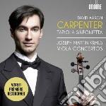 Concerto per viola vb 153b, 153c; concer cd musicale di Kraus joseph martin