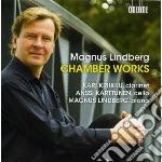 Opere da camera: trio, santa fe project, cd musicale di Magnus Lindberg