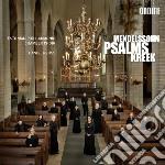 Salmo 100, 3 salmi op.78, elia op.70 par cd musicale di Felix Mendelssohn