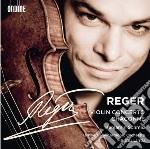 Concerto per violino op.101, ciaccona pe cd musicale di Max Reger