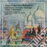 Gabrieliana cd musicale di Malipiero