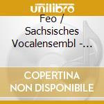 Opere sacre cd musicale di Francesco Feo