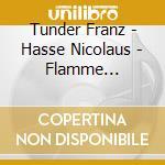 Intergale, opere per piano cd musicale di Tunder/hasse