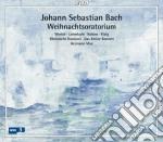Oratorio di natale bwv 248 cd musicale di Bach