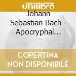 Apocryphal bach cantatas cd musicale di Bach