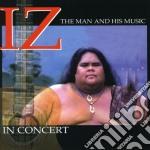 In concert cd musicale di Kamakawiwo'ole Israel