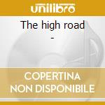 The high road - cd musicale di Albert Christine