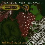 Behind The Curtain - Till Birth Do Us Part cd musicale di Behind the curtain