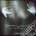 Unreal cd musicale di Spheric universe exp