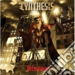 Deevolution cd musicale di Cynthesis