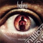 Visions cd musicale di Haken