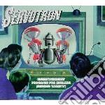 Entertainment program cd musicale di Servotron