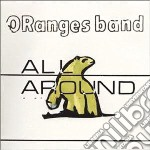 All around cd musicale di Band Oranges