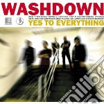 Yes to everything cd musicale di Washdown