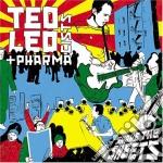 Shake the sheets cd musicale di Ted & pharmacis Leo