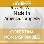 Made america w.russell w. - cd musicale di Music Essential