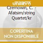 Chaya czernowin afatsim - cd musicale di Arditti quartet & o.