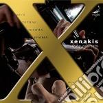 Quartetti per archi - xenakis edition vo cd musicale di Iannis Xenakis