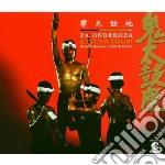 Kyoten dochi cd musicale di Ondekoza Za