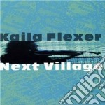 Next village - klezmer cd musicale di Kaila flexer feat. andy narell