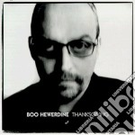 Thanksgiving - cd musicale di Boo Hewerdine