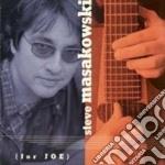 For joe cd musicale di Masakowski Steve