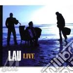 Live cd musicale di Lau