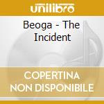 THE INCIDENT cd musicale di BEOGA