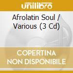 Afrolatin soul cd musicale di Artisti Vari