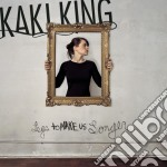 Legs to make us longer cd musicale di King Kaki