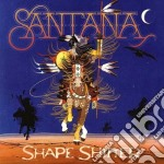 Shape shifter cd musicale di Santana