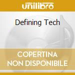 Defining tech cd musicale
