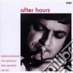 After hours cd musicale di Dusko/mont Goykovich