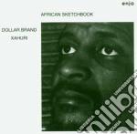 African sketch book cd musicale di Dollar Brand