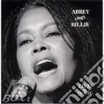 Abbey sings billie -live at the u.j.c. cd musicale di Abbey Lincoln