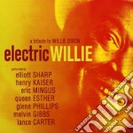 Electric willie - a tribute to willie di cd musicale di Elliott Sharp