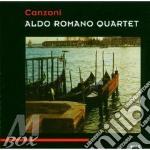 Canzoni cd musicale di ROMANO ALDO QUARTET