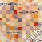 Open hearts cd musicale di Lee/zollsound Konitz